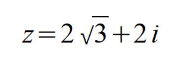 комплексное число